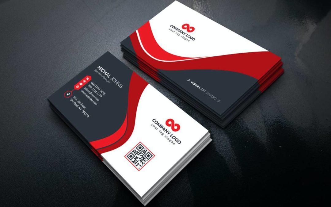 Como imprimir cartões de visita em diferentes papéis, formatos e tipos de impressão